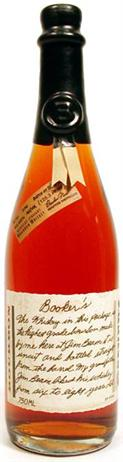 Booker Bourbon 7 Year Old 1253@